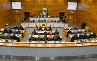 Assemblea legislativa il 16 gennaio su Autonomia regionale