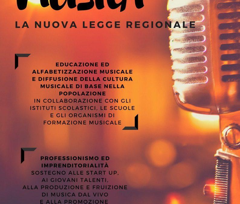 PDL MUSICA | OLTRE 3 MILIONI PER IL SETTORE MUSICALE