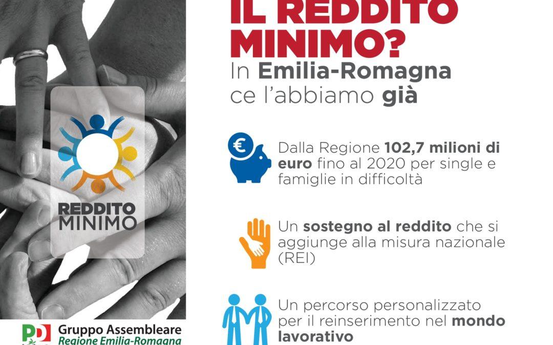 L'Emilia Romagna rafforza il reddito di solidarietà, che diventa un vero e proprio reddito minimo