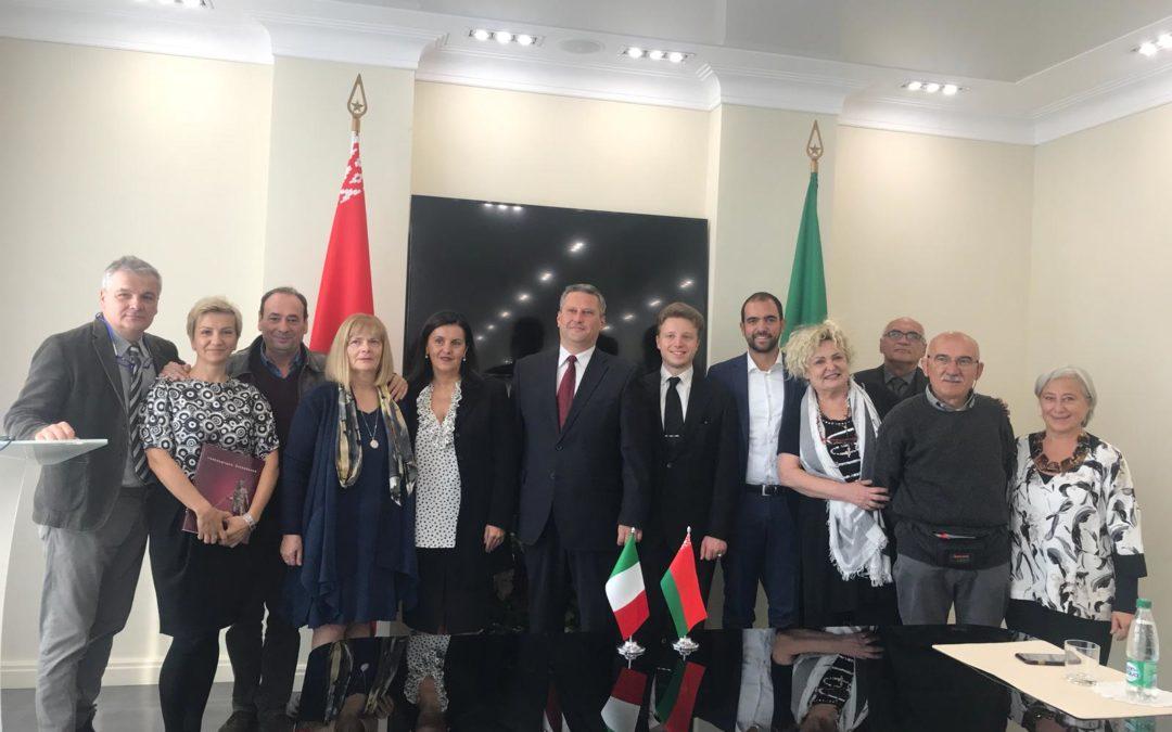 Lori e Rancan in Bielorussia per conoscere sul campo i tanti progetti delle associazioni dell'Emilia-Romagna