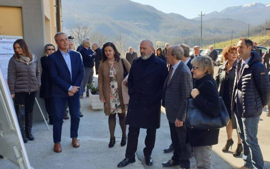 Nuova Casa della Salute a Monchio