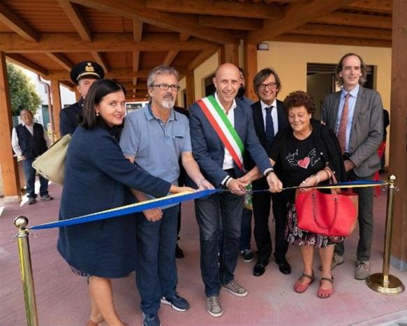 Inaugurazione Fulgor Rondine