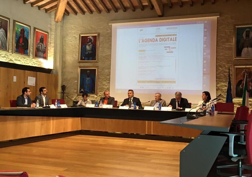 29.05.15 Traversetolo. Incontro sull'agenda digitale regionale
