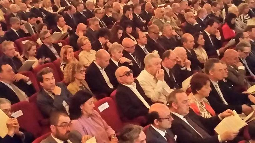 Al Teatro Regio di Parma per la 70esima assemblea dell'UPI – Unione parmense degli industriali