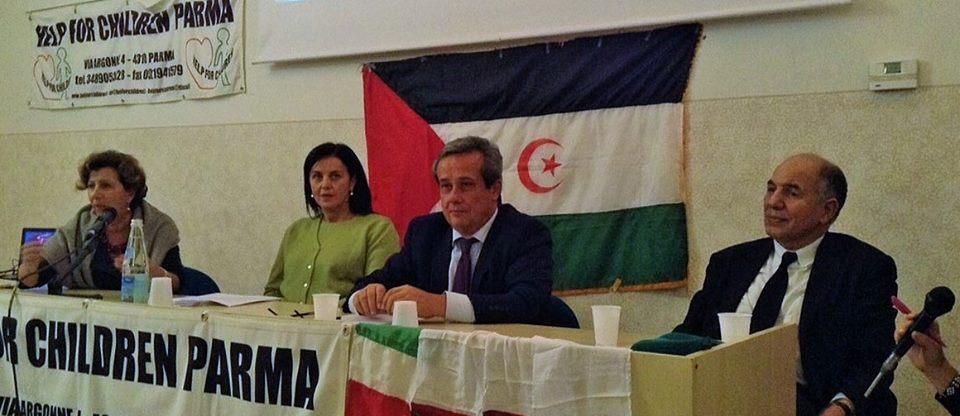 A Felino all'iniziativa a sostegno del Popolo Saharawi