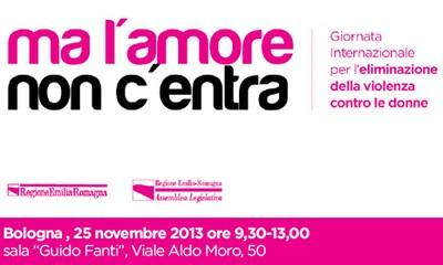 25 novembre, Giornata mondiale per l'eliminazione della violenza alle donne