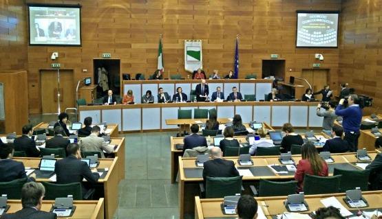ASSEMBLEA LEGISLATIVA CONVOCATA MARTEDÌ 23 E MERCOLEDÌ 24 FEBBRAIO