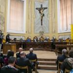 A Parma alla seduta congiunta dei Consigli Comunale e Provinciale per celebrare la Giornata della Memoria
