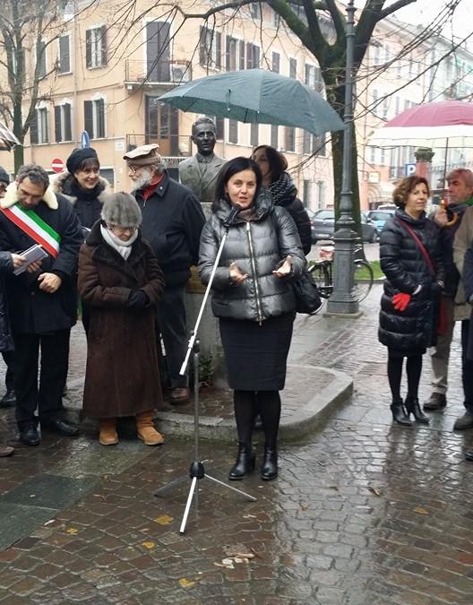 Martedì 5 gennaio 2016 alle ore 10,30 a Parma alla Commemorazione di Guido Picelli