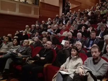 A Castelnovo ne' Monti alla 13esima Conferenza Regionale della Montagna
