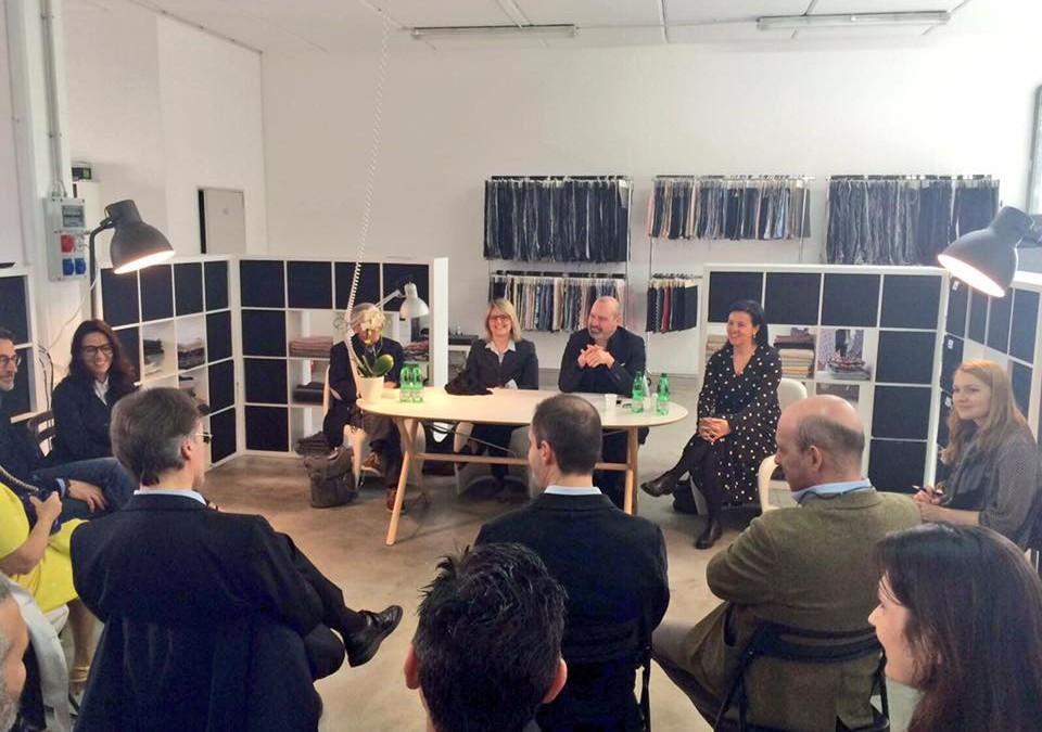 A Traversetolo con il Presidente della Regione Emilia-Romagna Stefano Bonaccini a un incontro con imprese del territorio
