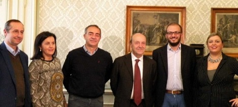 Conferenza stampa su Prato Spilla