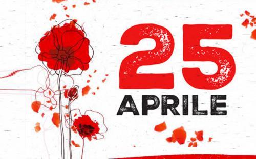 25 APRILE 2018 Festa della Liberazione