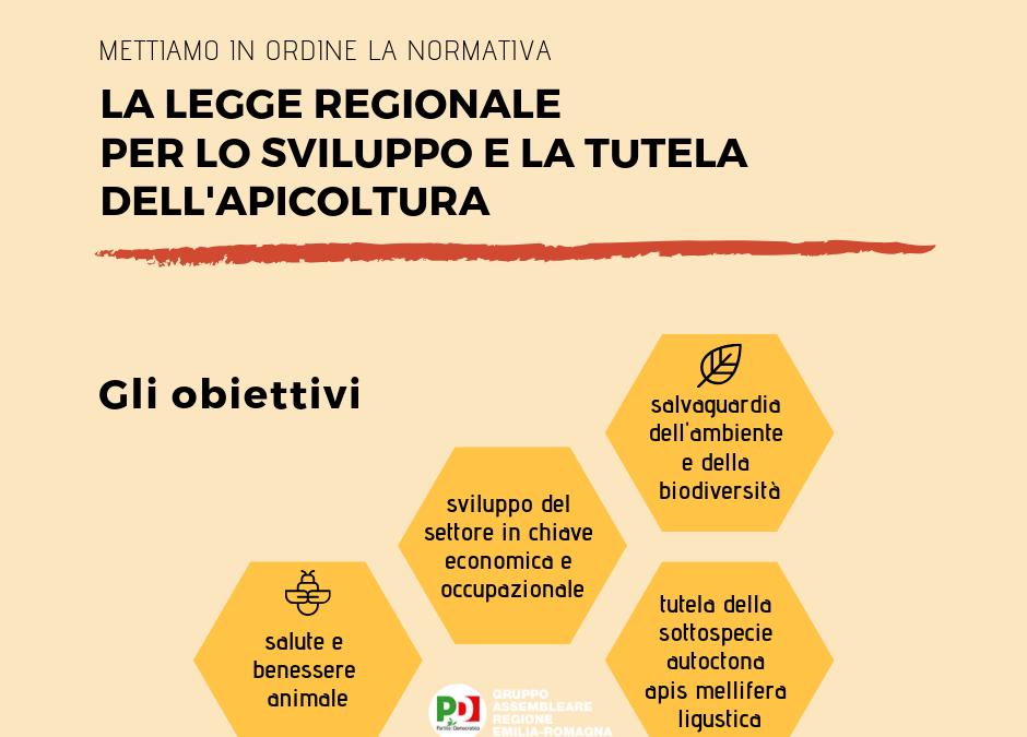 Lori: approvata la legge regionale per tutelare e favorire lo sviluppo dell'apicoltura