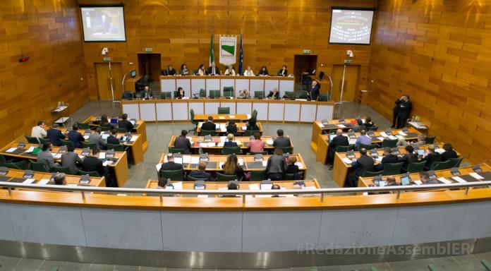 Assemblea legislativa, due giorni di Aula, 9 e 10 luglio 2019