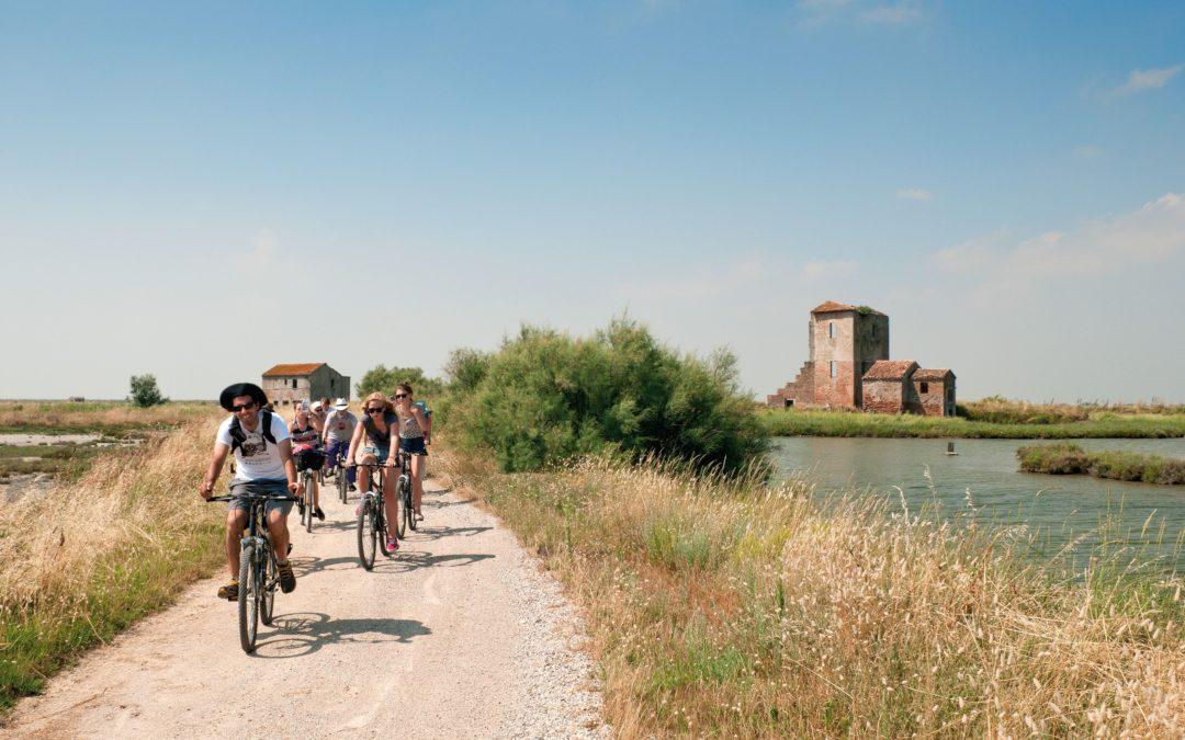Turismo sostenibile, la Carta europea alla Riserva della Biosfera e Delta del Po